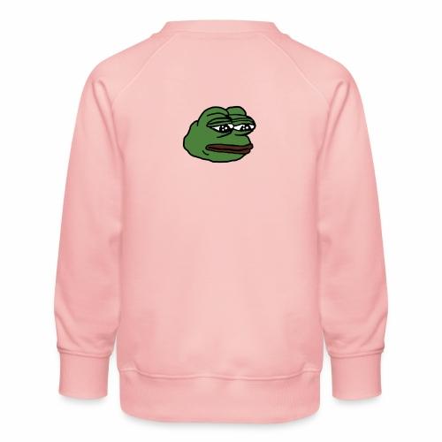 Pepe - Lasten premium-collegepaita