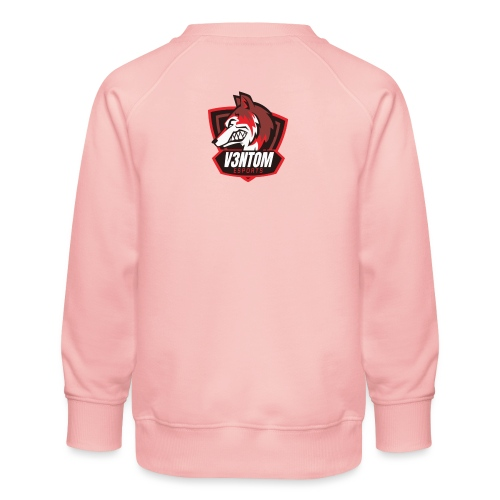 CLAN LOGO V3NTOM - Kinder Premium Pullover