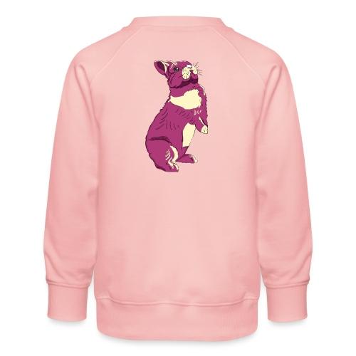 Kaninchen Hasen Häschen Bunny Zwergkaninchen - Kinder Premium Pullover