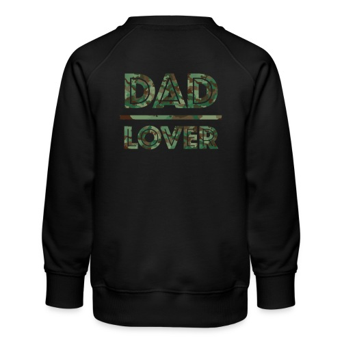 DAD LOVER - Premiumtröja barn