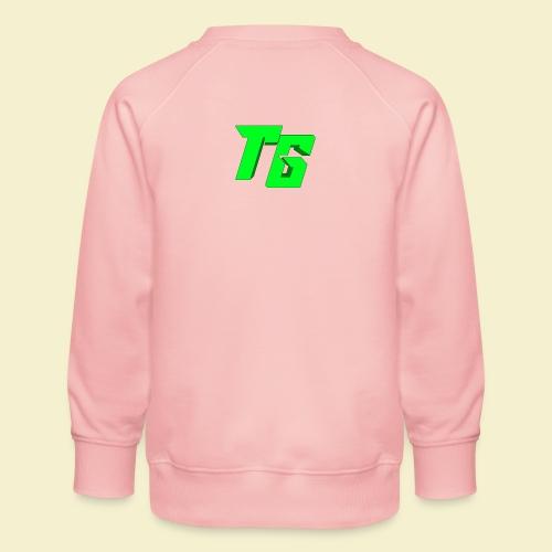 TristanGames logo merchandise - Kinderen premium sweater