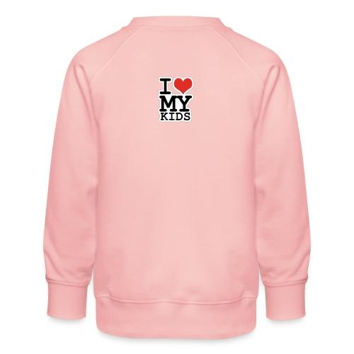 Love To Kids! - Børne premium sweatshirt
