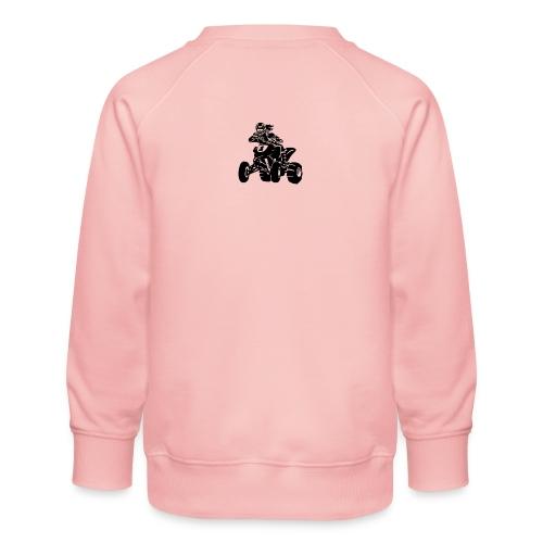 Motocross QuadLady - Kinder Premium Pullover