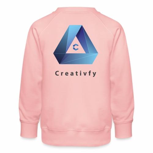 creativfy - Kinder Premium Pullover