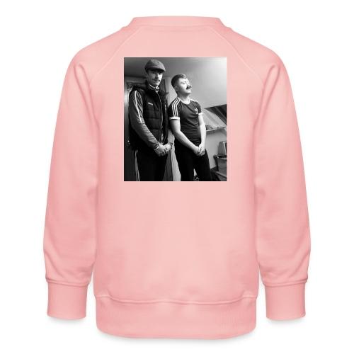 El Patron y Don Jay - Kids' Premium Sweatshirt