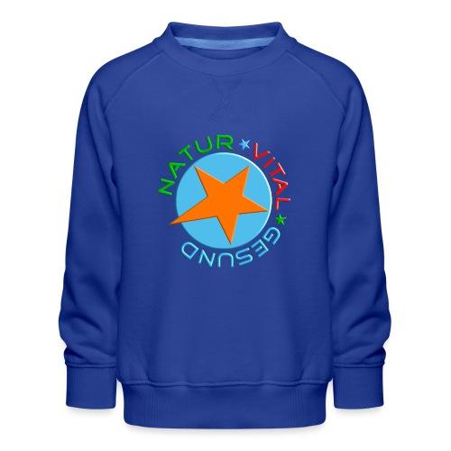 Natur-vital-gesund - Kinder Premium Pullover