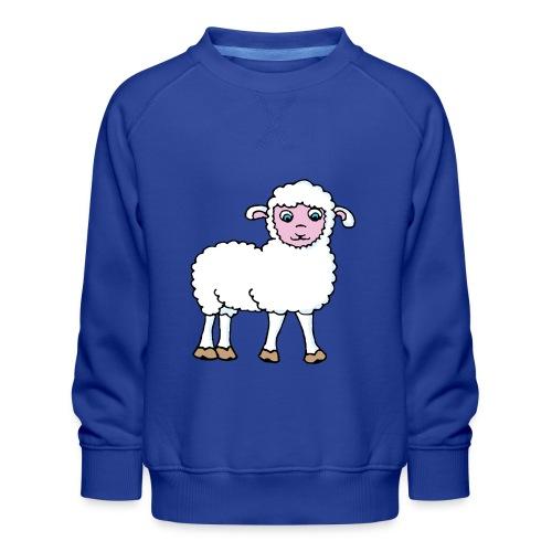 Minos le petit agneau - Sweat ras-du-cou Premium Enfant
