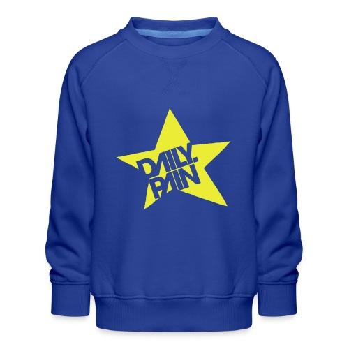 daily pain star - Bluza dziecięca Premium
