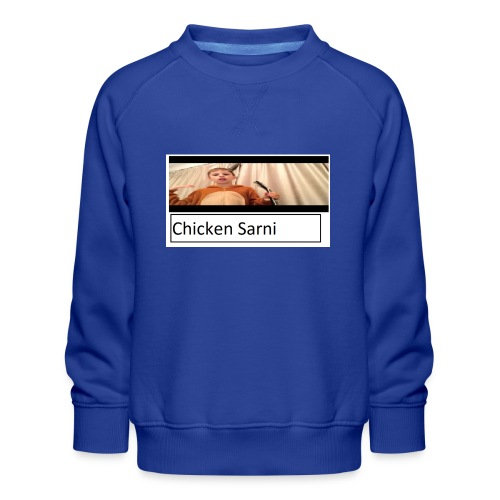chicken sarni - Kids' Premium Sweatshirt