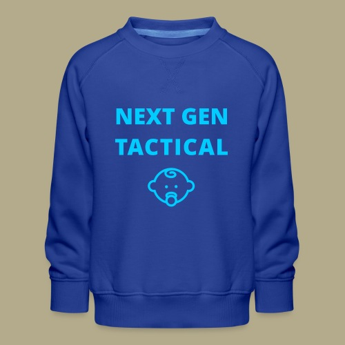 Tactical Baby Boy - Kinderen premium sweater