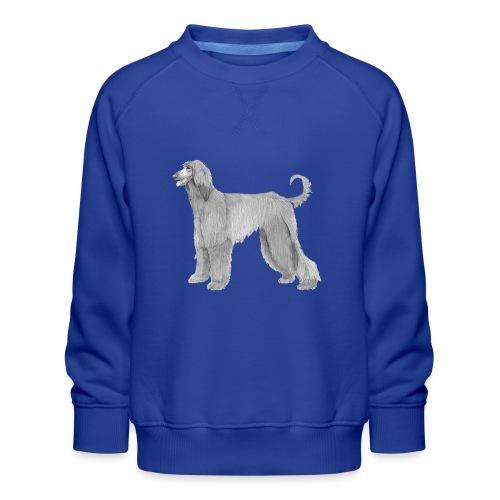 afghanskMynde - Børne premium sweatshirt