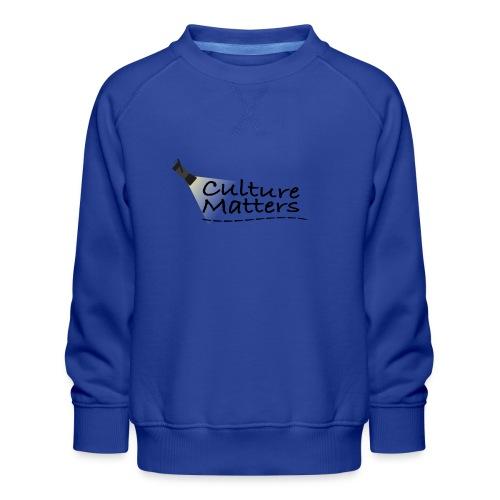 Eenzijdige bedrukking - Kinderen premium sweater