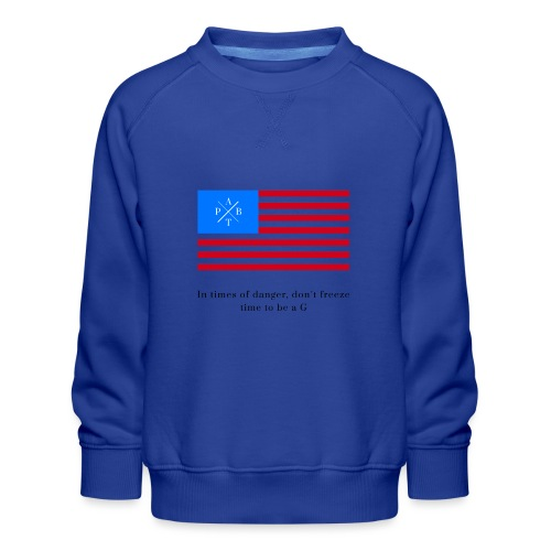Transparent - Kids' Premium Sweatshirt