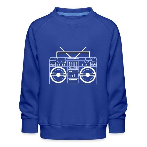 Boombox - WA - Kids' Premium Sweatshirt
