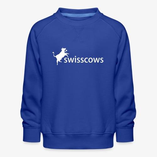Swisscows - Logo - Kinder Premium Pullover