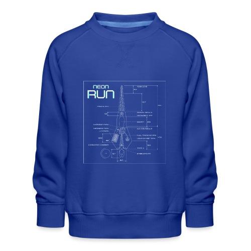 NeonRun - Kinderen premium sweater
