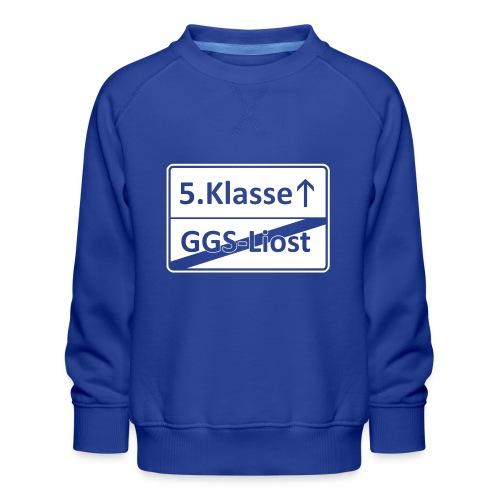 GGSLi Ost Abschieds Tshirt - Kinder Premium Pullover