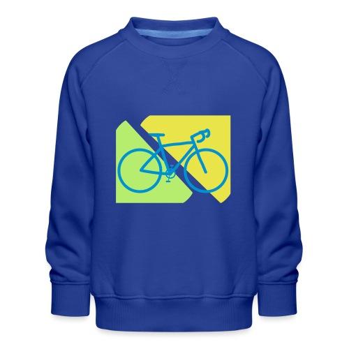 Racefiets - Kinderen premium sweater