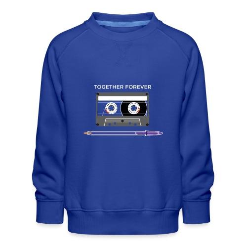 Together forever II - WA - Kids' Premium Sweatshirt