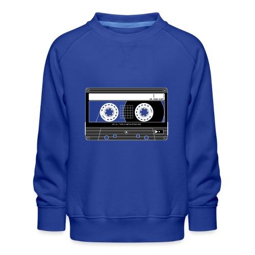 TDK Cassette Metal 90s - Kids' Premium Sweatshirt