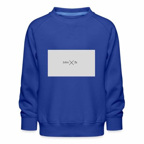 john tv - Kids' Premium Sweatshirt