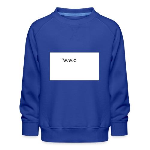White Wolf Clothing - Børne premium sweatshirt