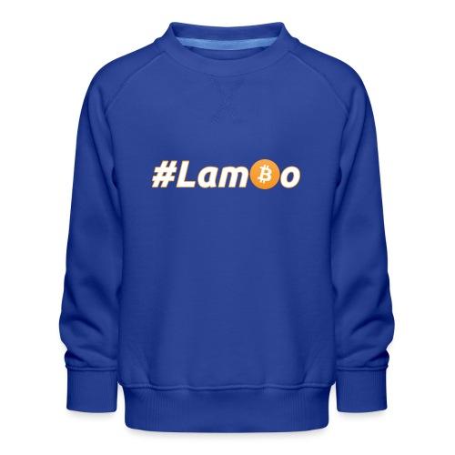 Lambo - option 3 - Kids' Premium Sweatshirt