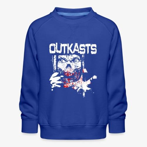 OutKasts Scum Front - Kids' Premium Sweatshirt