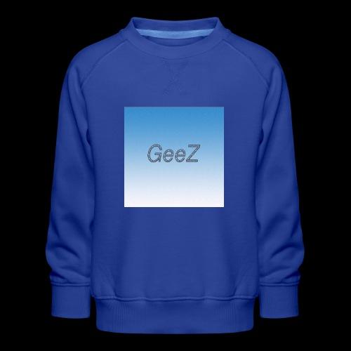 sky blue - Kids' Premium Sweatshirt