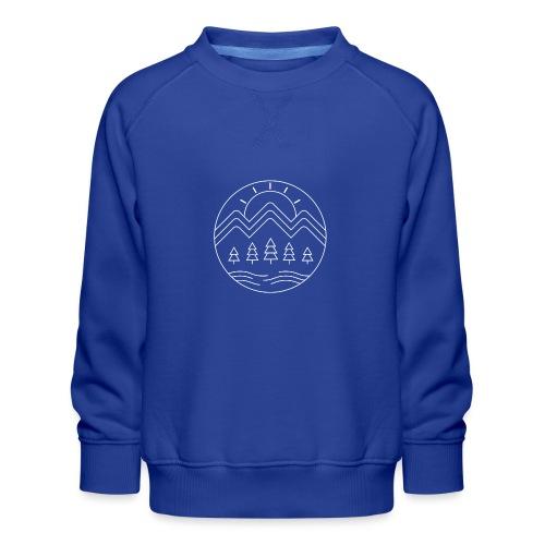 Avontuur in de bergen - Kinderen premium sweater