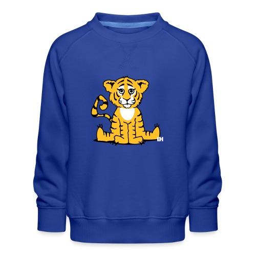 Tiger cub - Kids' Premium Sweatshirt