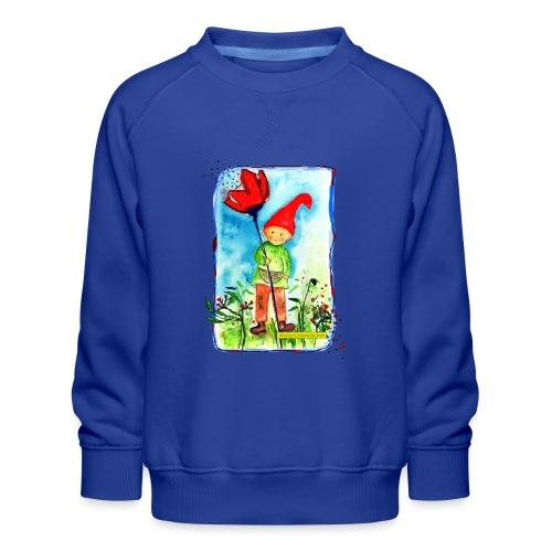 Zwerg - Kinder Premium Pullover