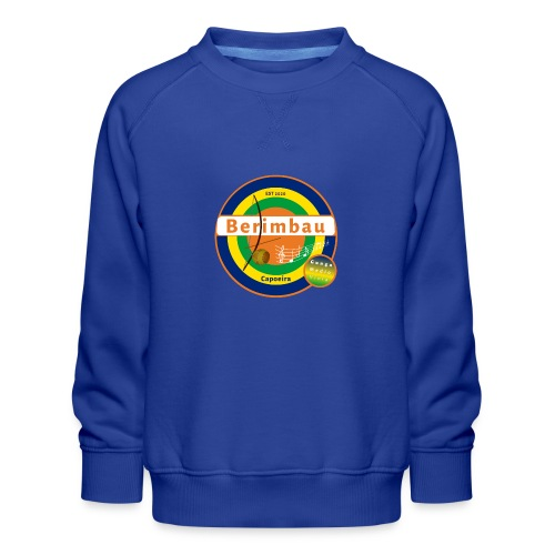 Berimbau 27 - Kinderen premium sweater