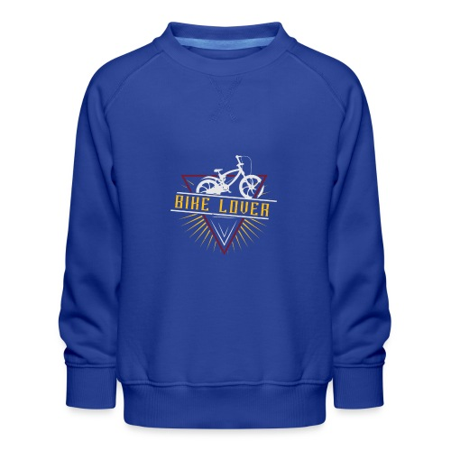 Bike lover - Kids' Premium Sweatshirt