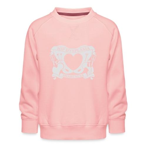 Hip Dysplasia Awareness - Kids' Premium Sweatshirt