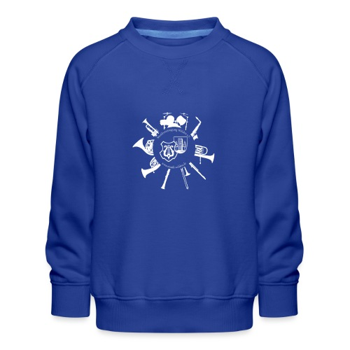 Instrumentenkreis_4000_ws - Kinder Premium Pullover