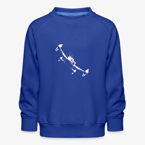 quadflyby2 - Kids' Premium Sweatshirt