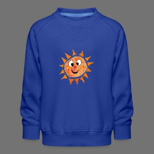 Słońce - Bluza dziecięca Premium