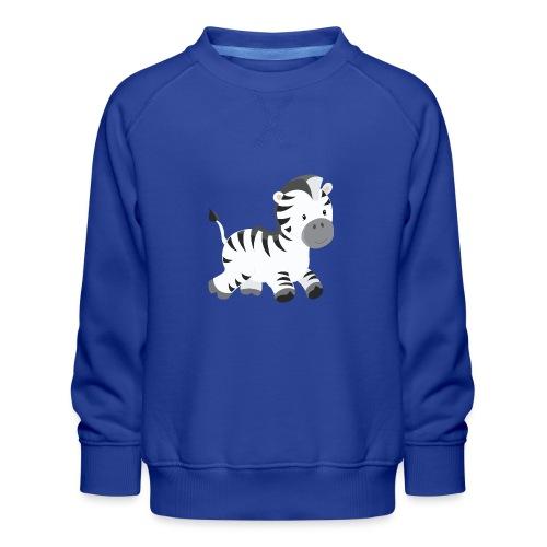 Zebra - Kinder Premium Pullover