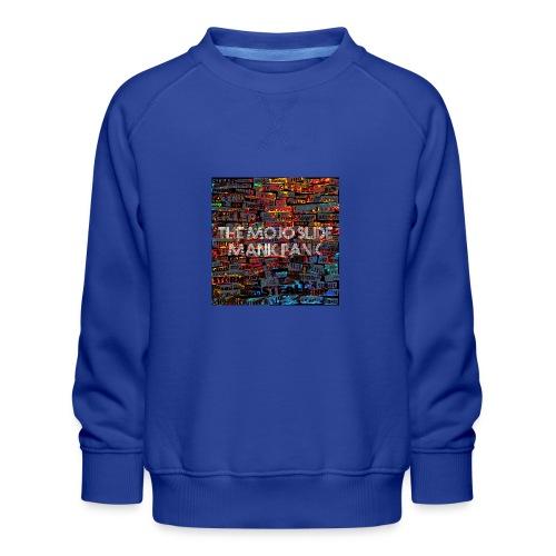 Manic Panic - Design 1 - Kids' Premium Sweatshirt