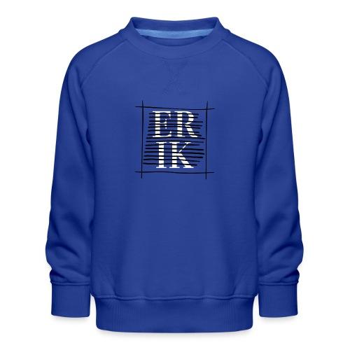 Erik - Kinder Premium Pullover