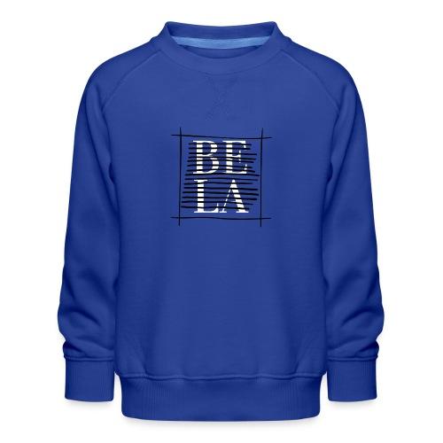Bela - Kinder Premium Pullover