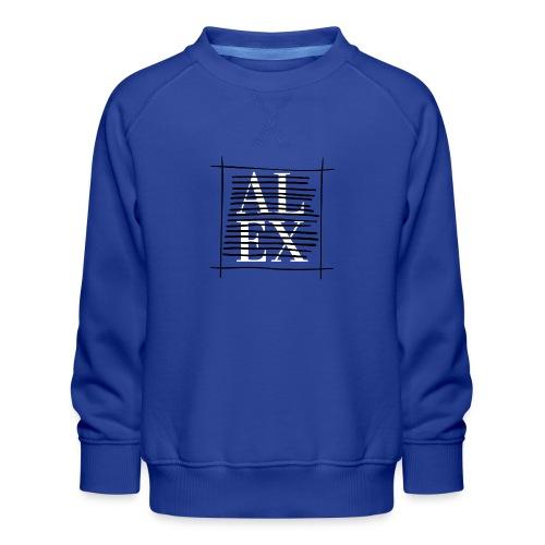 Alex - Kinder Premium Pullover