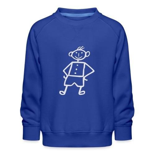 me-white - Kinder Premium Pullover