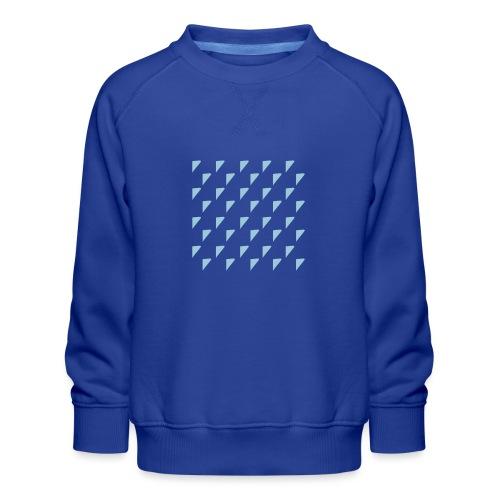 kussensloop driehoekjes - Kinderen premium sweater
