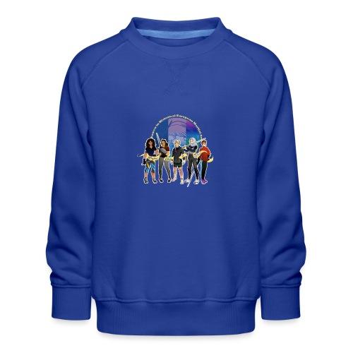 HEMAWomen1 - Kids' Premium Sweatshirt