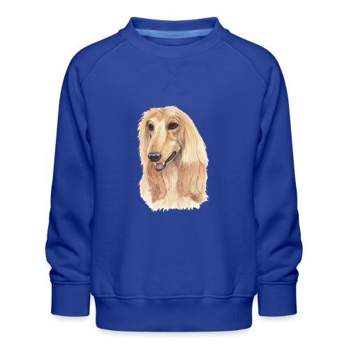 afghanskMynde- A - Børne premium sweatshirt