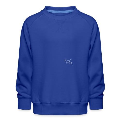 KXGlogo png - Kinderen premium sweater