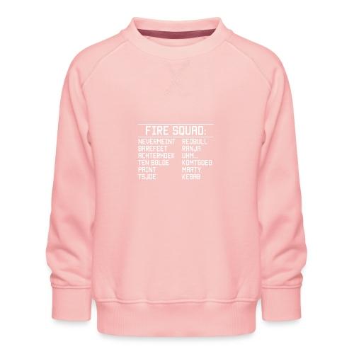 8DArmyTekst v001 - Kinderen premium sweater