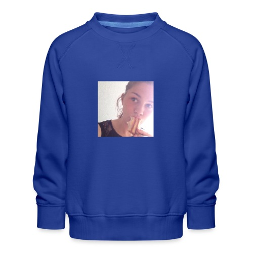 Det' toastBeks - Børne premium sweatshirt